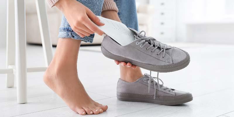 Gehcomfort-Schuhe
